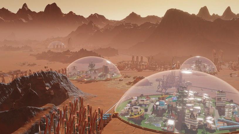 Surviving Mars /materiały prasowe