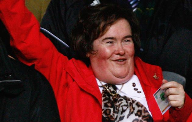 Susan Boyle, fot. Jeff J Mitchell  /Getty Images/Flash Press Media