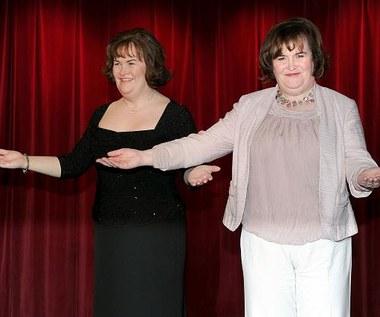 Susan Boyle prawdziwa i z wosku