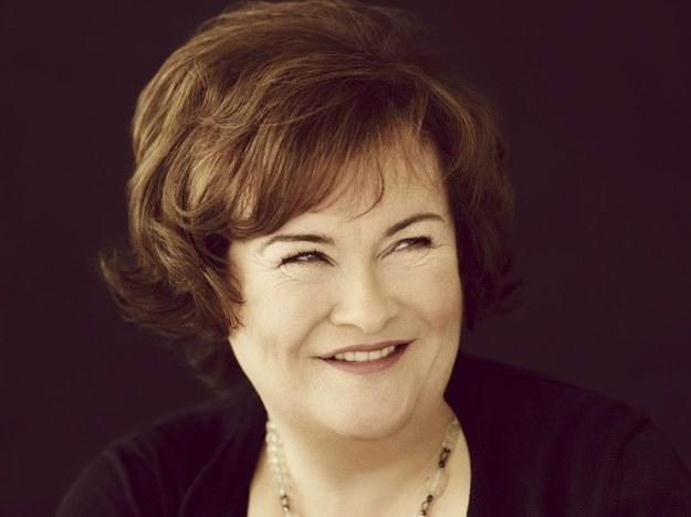 """Susan Boyle stała się sławna po występie w programie """"Britain's Got Talent"""" - fot. Jason Bell /Sony Music"""