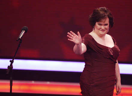 Susan Boyle urzekła serca milionów /Getty Images/Flash Press Media