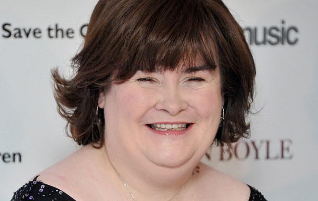 Susan Boyle w końcu się zakochała! /Gareth Cattermole /Getty Images
