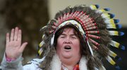 """Susan Boyle ze Złotym Przyciskiem od Mel B. Nowy show """"America's Got Talent: The Champions"""""""