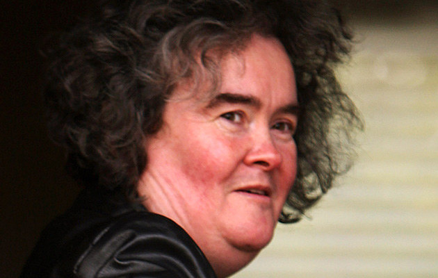 Susan Boyle /Jeff J Mitchell /Getty Images