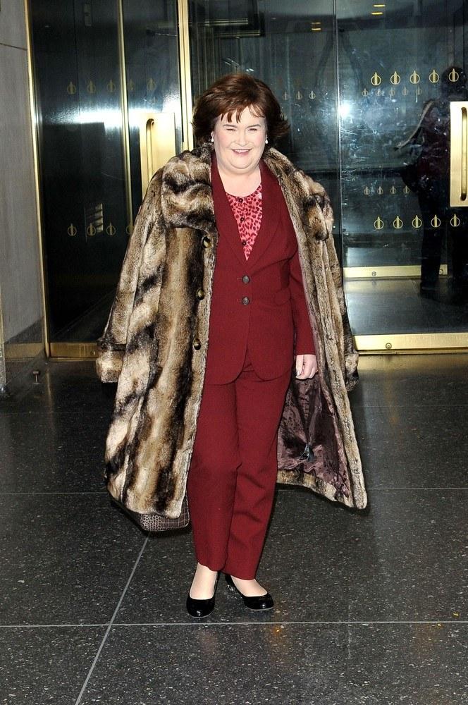 Susan Boyle /- /East News