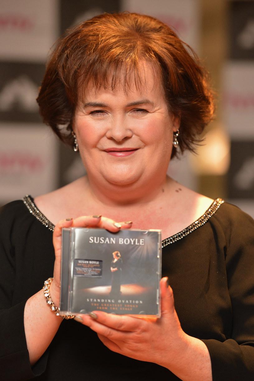 Susan Boyle /Jeff J Mitchell /Getty Images
