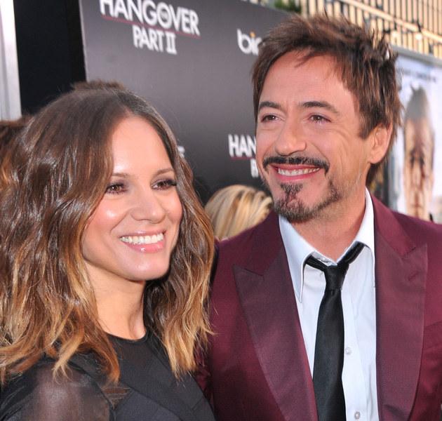 Susan i Robert Downey Jr., fot.Alberto E. Rodriguez  /Getty Images/Flash Press Media