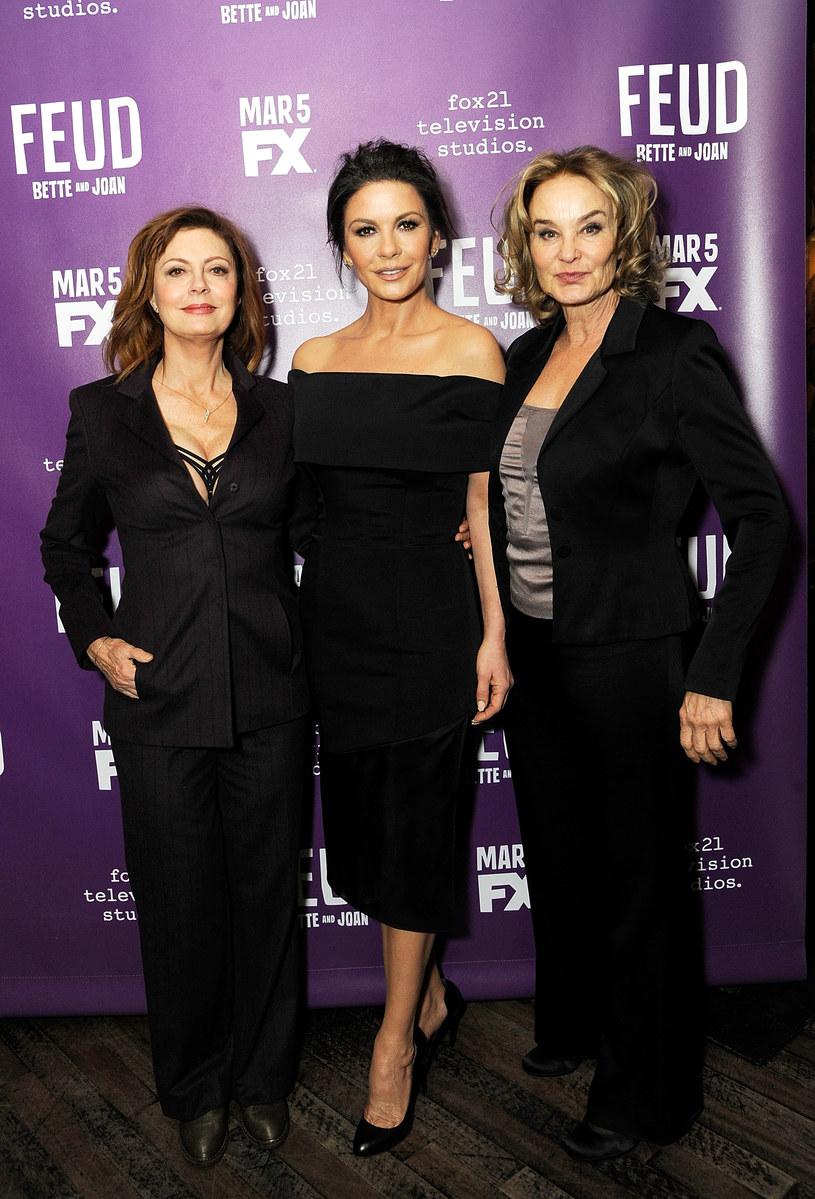 Susan Sarandon, Catherine Zeta-Jones, Jessica Lange /Rabbani and Solimene  /Getty Images