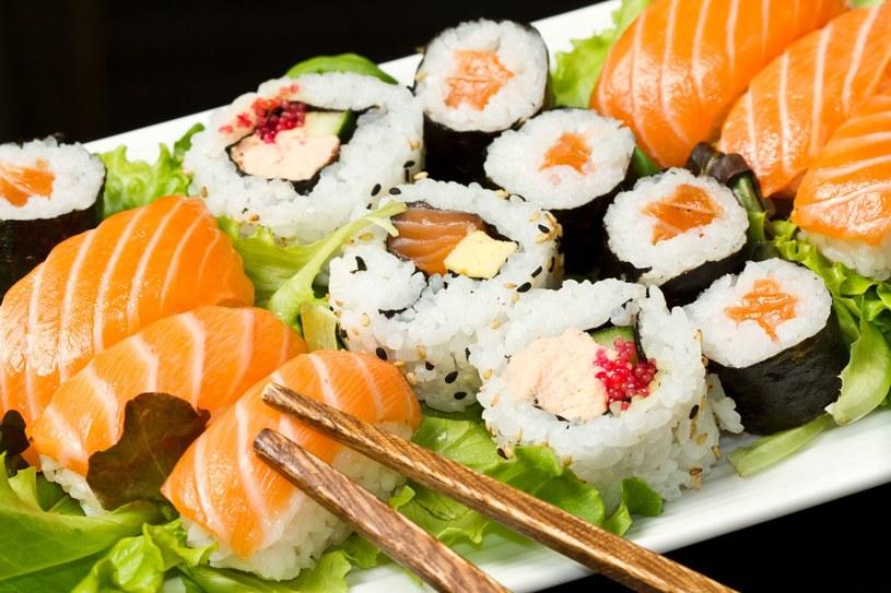 Sushi /123RF/PICSEL