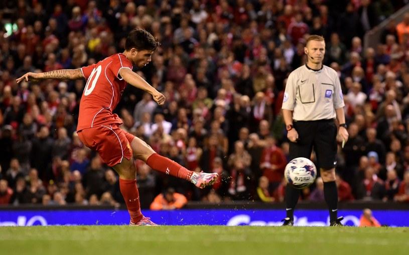 Suso nie znalazł uznania w oczach trenera Brendana Rodgersa /AFP