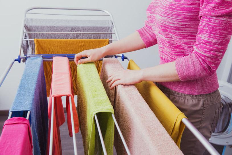 Suszenie ręczników /©123RF/PICSEL