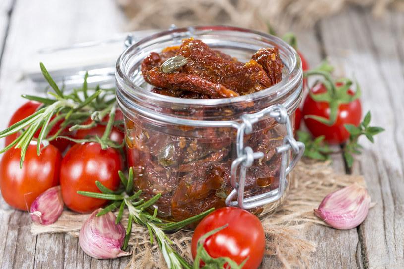Suszone pomidory /123RF/PICSEL