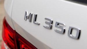 SUV-y Mercedesa z nowymi nazwami
