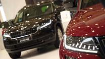 SUVy Skody na targach Motor Show w Poznaniu