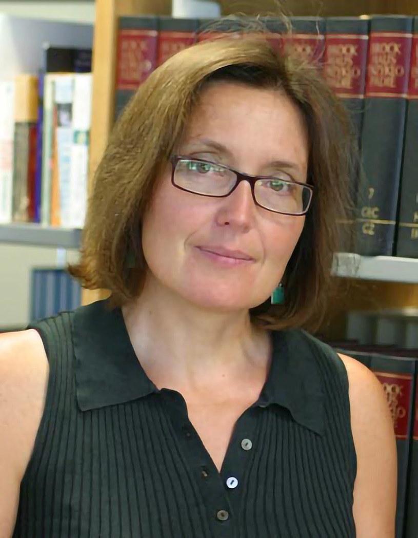 Suzanne Eaton /MAX PLANCK INSTITUTE DRESDEN  /PAP/EPA