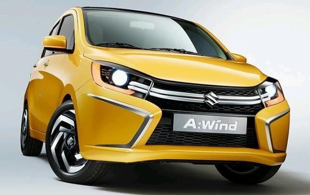 Suzuki A:Wind /