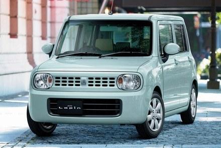 Suzuki alto lapin /