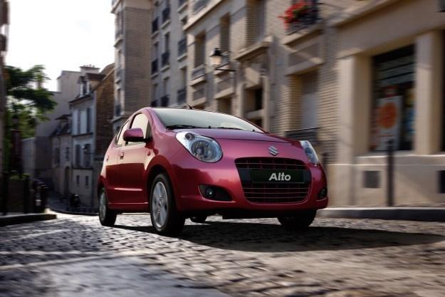 Suzuki alto sprzedaje się bardzo dobrze /