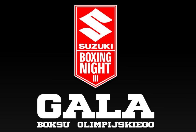 Suzuki Boxing Night III /Informacja prasowa
