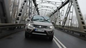 Suzuki Grand Vitara 2.4 Premium - test