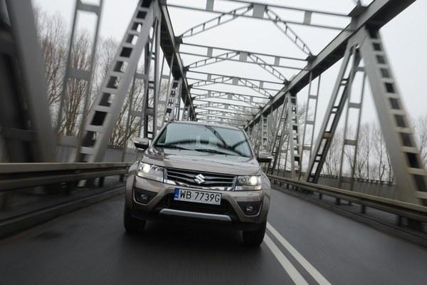 Suzuki Grand Vitara (2005-2014)