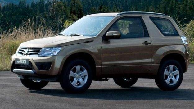 Suzuki Grand Vitara po faceliftingu /Suzuki