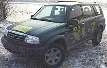Suzuki Grand Vitara XL-7 /INTERIA.PL