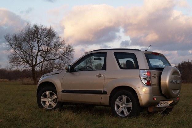 Suzuki grand vitara /INTERIA.PL