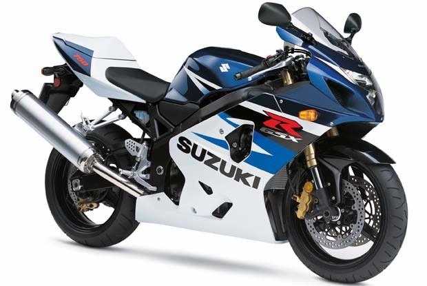 Suzuki GSX-R750 (kliknij) /INTERIA.PL