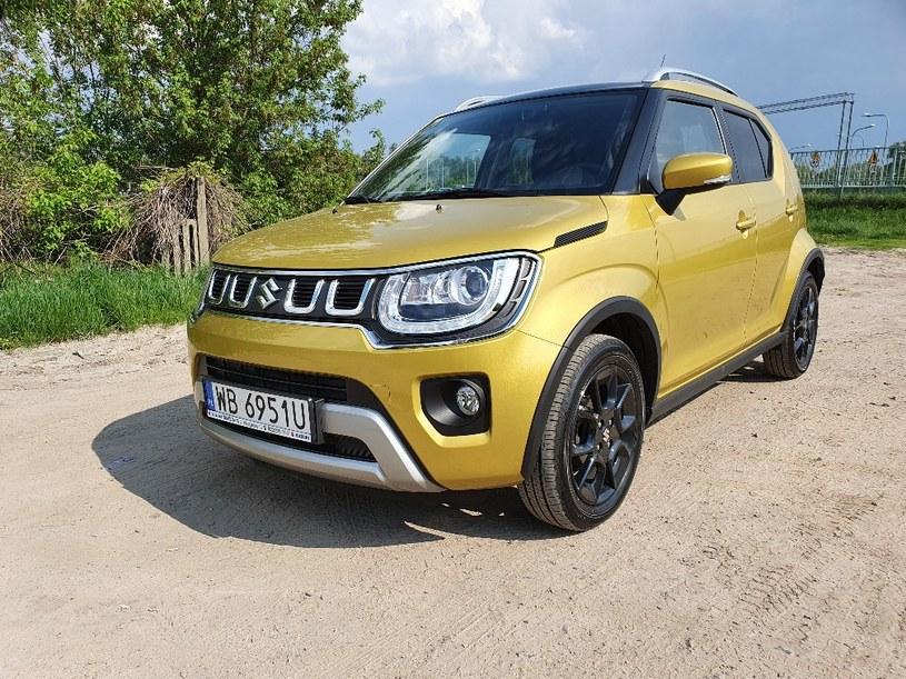 Suzuki Ignis 1.2 DualJet 4WD /INTERIA.PL