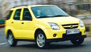 Suzuki Ignis 1.5 - test - miniSUV