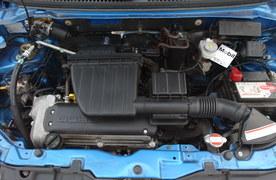 Suzuki Ignis (2004-2007)