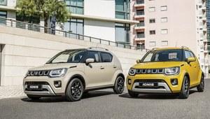 Suzuki Ignis przeszło modernizację