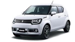 Suzuki Ignis znowu na rynku