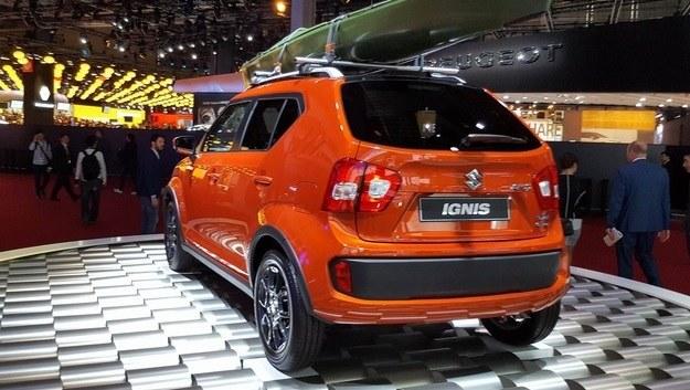 Suzuki Ignis /INTERIA.PL
