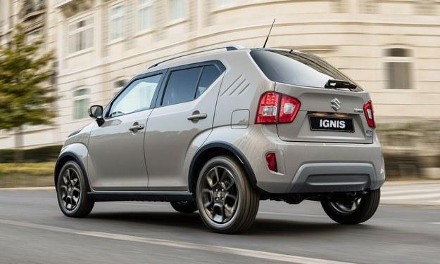 Suzuki Ignis /