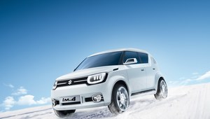 Suzuki iM-4 – nowy miejski crossover