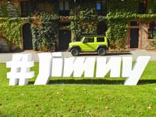 Suzuki Jimny na zdjęciach