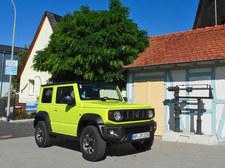 0007M7GRRDKQYNF4-C307 Suzuki Jimny – przepiękny, prosty brzydal
