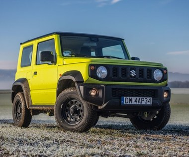 Suzuki Jimny wróci do Polski jako ciężarówka