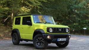 Suzuki Jimny zostanie wycofane z Europy