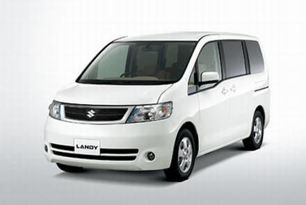 Suzuki landy / Kliknij /INTERIA.PL