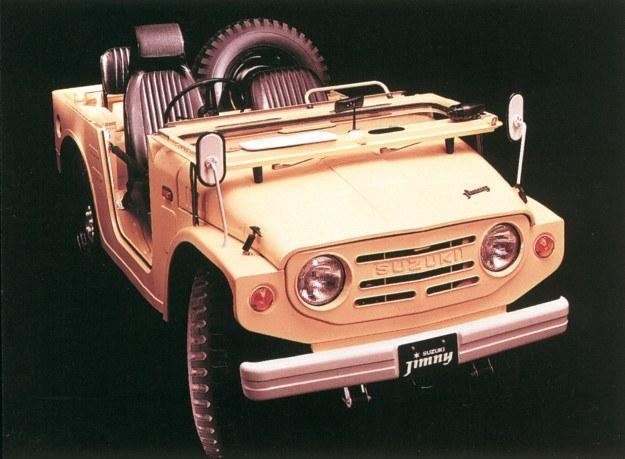Suzuki LJ-10 /Suzuki