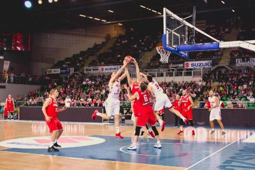 Suzuki od lat sponsoruje polską koszykówkę /materiały prasowe