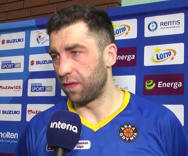 Suzuki Puchar Polski. Adam Hrycaniuk (Asseco Gdynia). Nasz mecz falował. Wideo