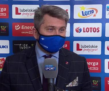 Suzuki Puchar Polski. Radosław Piesiewicz: Zespoły stanęły na wysokości zadania (POLSAT SPORT). Wideo