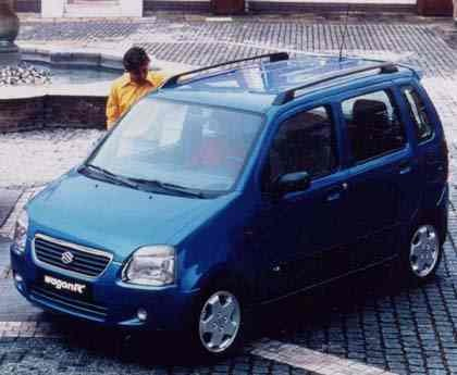 Suzuki razem z oplem /INTERIA.PL