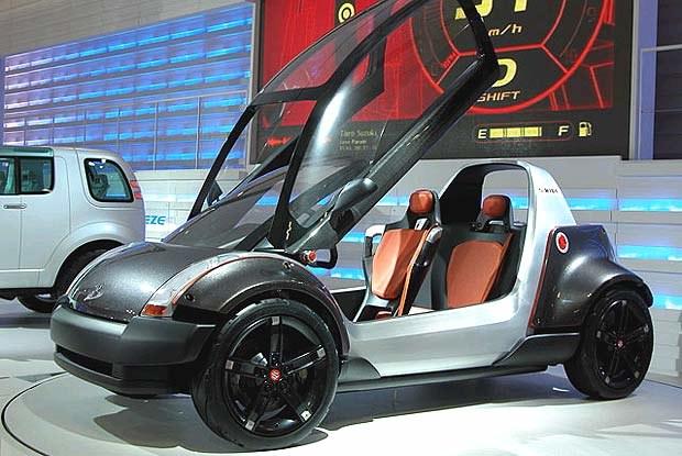 Suzuki S-Ride (kliknij) /CarDesignNews