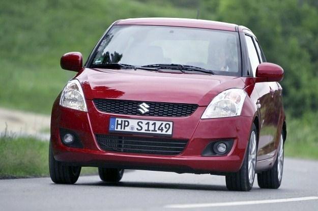 Suzuki sprzedaje się nieźle /