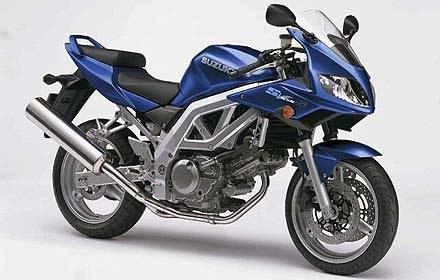Suzuki SV650S /INTERIA.PL